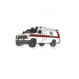 Pin - Ambulanza Rescue Squad