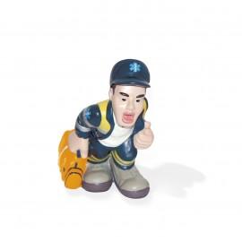 Statuina soccorritore con zaino R-aid