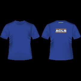 T-shirt - scritta acls