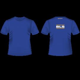 T-shirt - scritta bls