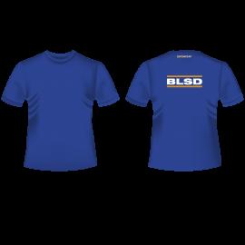 T-shirt - scritta blsd