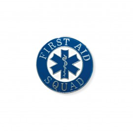 Pin - First Aid Squad